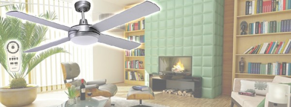 Why the Winter Time May Be the Perfect Time to get a Ceiling Fan