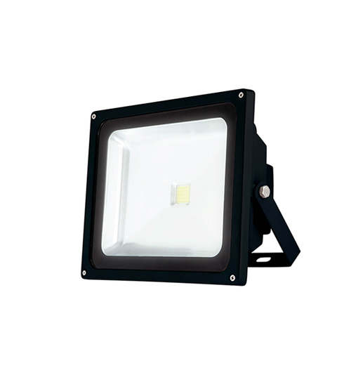 Brilliant Avenger LED DIY Floodlight - 10W Black