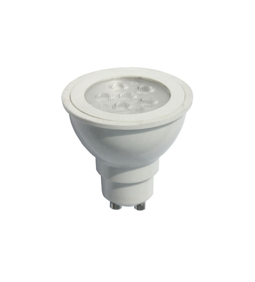 CLA GU10 6W LED Globe - Warm White 3000K