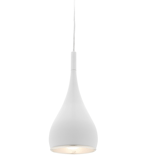 Cougar Aero Pendant Light - White