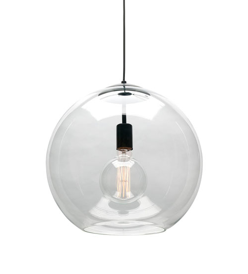 Cougar Orpheus Large Glass Pendant Light