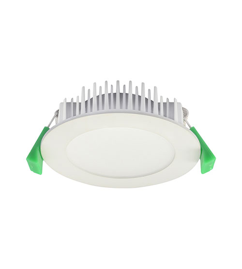 Martec Tradetec Ultra 13W Dimmable LED Downlight Natural White - White